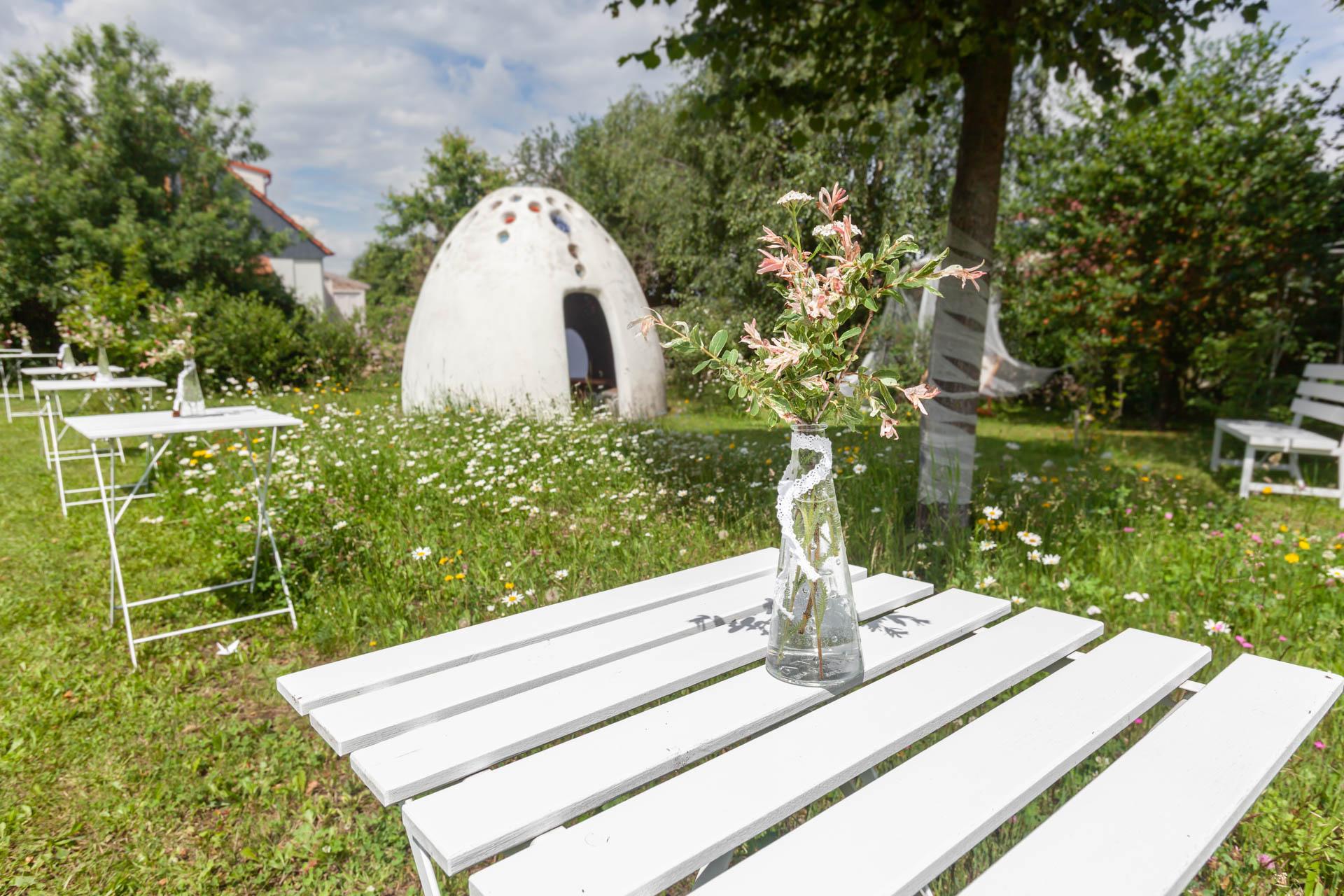 Zahrada Anastazie Jižní Čechy