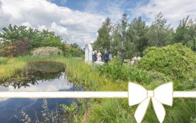 Odhalení nového svatebního místa v přírodě