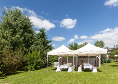 Víkend otevřených zahrad a ukázkový svatební den 2021